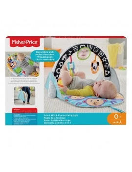 Gimnasio activity 2 en 1 fisher price
