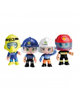 Pinypon action figuras emergencia