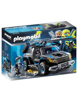 playmobil top agents pick up