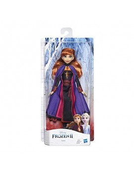 Muñeca princesa Frozen 2 Anna