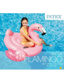 FIGURA HINCHABLE FLAMINGO...