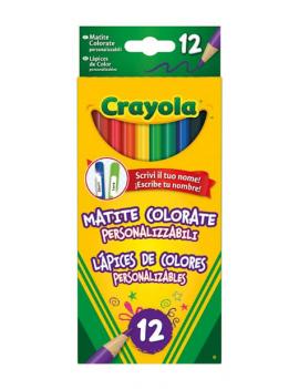 12 Lápices de Colores...