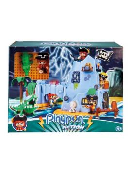 Pinypon Action Isla Pirata...
