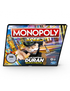JUEGO MONOPOLY SPEED...