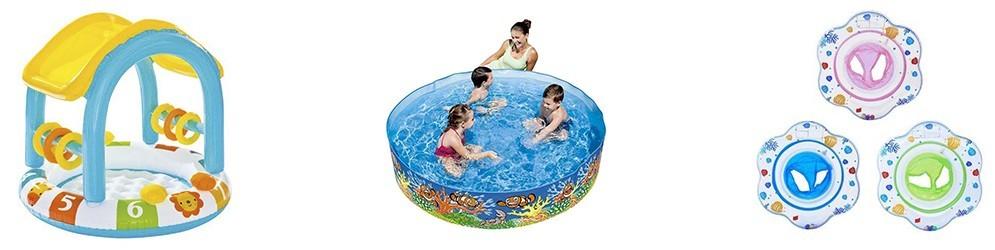 Accesorios de piscina -  Juguetes y artículos para bebés
