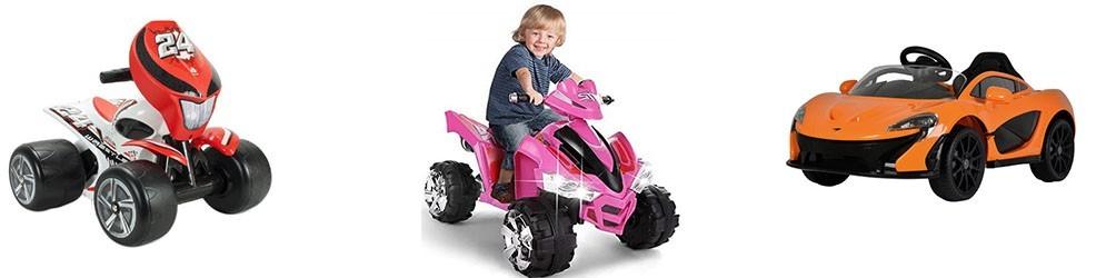 Vehículos de batería -  Juguetes y artículos para bebés