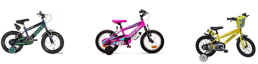 Bicicletas de 14 pulgadas -  Juguetes y artículos para bebés