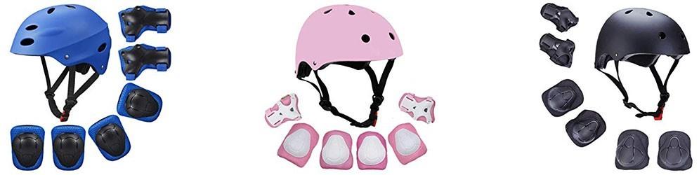 Cascos y protecciones  -  Juguetes y artículos para bebés