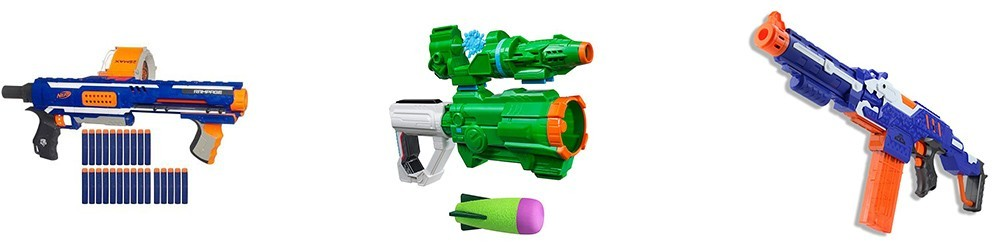 Armas y accesorios -  Juguetes y artículos para bebés