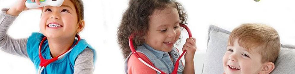 Juegos de médicos  -  Juguetes y artículos para bebés