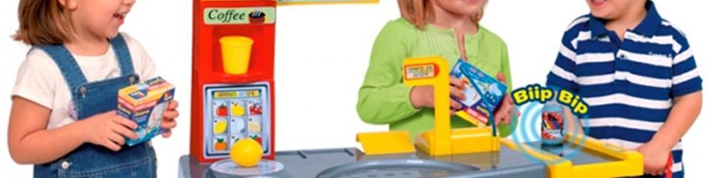 Supermercados y accesorios -  Juguetes y artículos para bebés