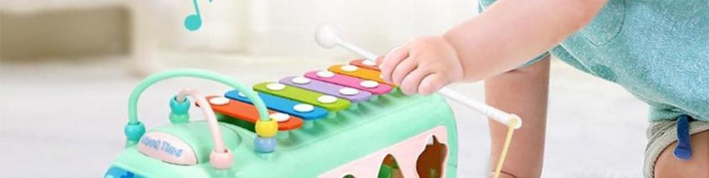 Juguetes musicales  -  Juguetes y artículos para bebés