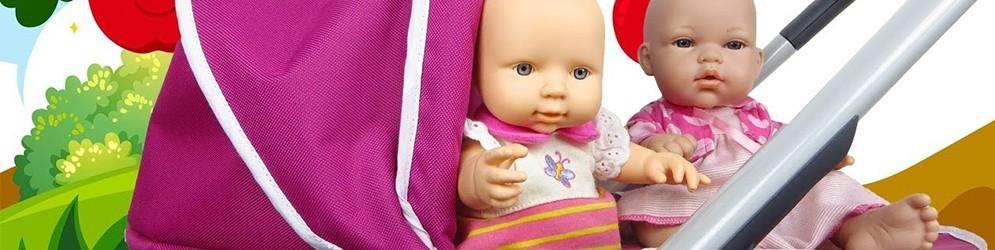 Cochecitos de muñecas -  Juguetes y artículos para bebés