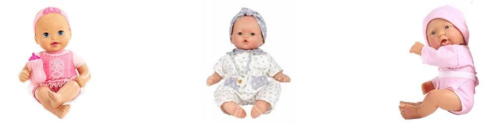 Muñecas bebés -  Juguetes y artículos para bebés