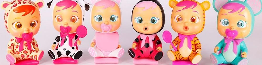 Muñecas bebés llorones -  Juguetes y artículos para bebés