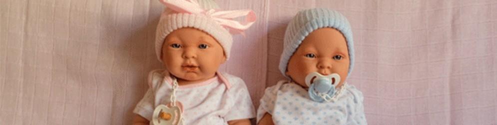 Muñecas reborn -  Juguetes y artículos para bebés
