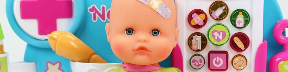 Nenuco  -  Juguetes y artículos para bebés