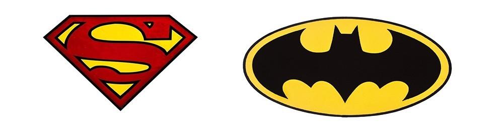 Superman y Batman -  Juguetes y artículos para bebés