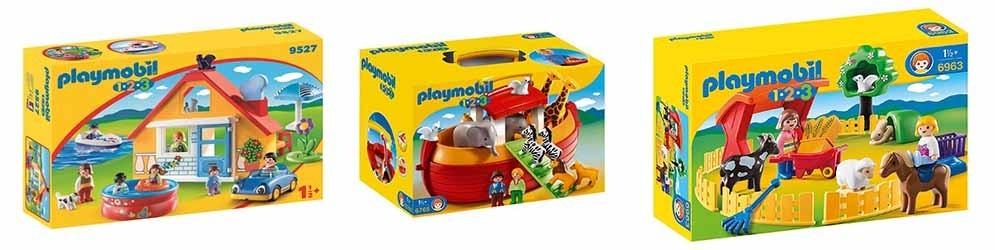 Playmobil 1, 2,3 -  Juguetes y artículos para bebés