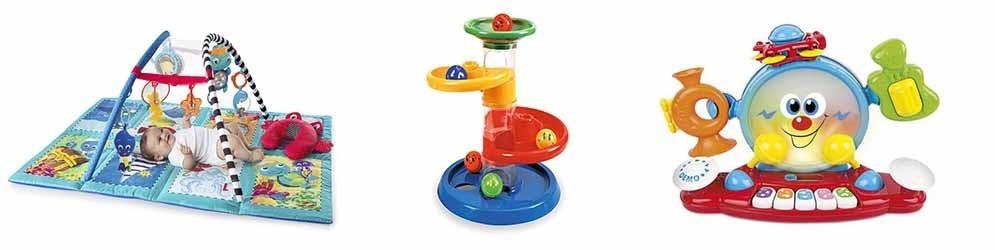 Primera infancia -  Juguetes y artículos para bebés