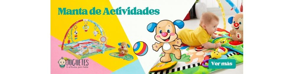 Gimnasios y mantas de actividades  -  Juguetes y artículos para bebés