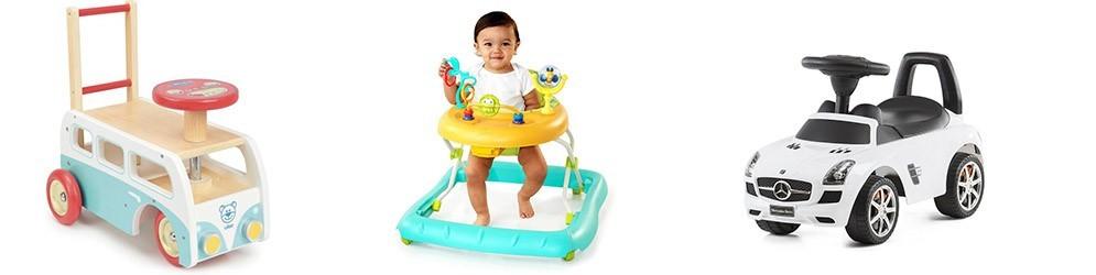 Correpasillos y Andadores -  Juguetes y artículos para bebés