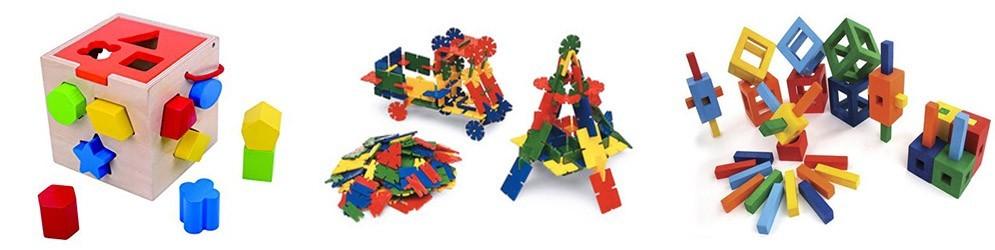 Encajables y construcciones -  Juguetes y artículos para bebés