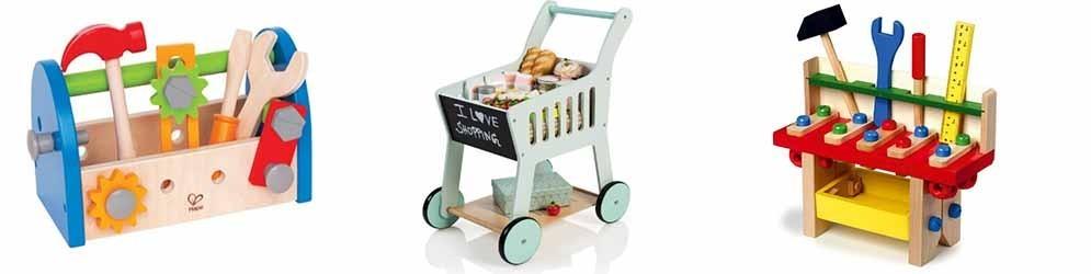 Juguetes de madera  -  Juguetes y artículos para bebés