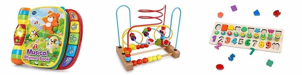 Juguetes educativos bebés -  Juguetes y artículos para bebés