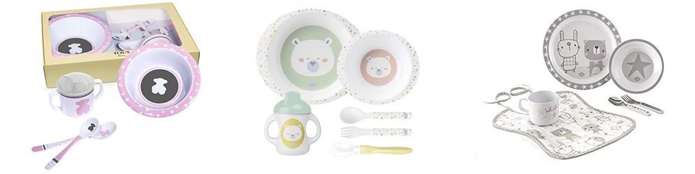 Vajillas -  Juguetes y artículos para bebés