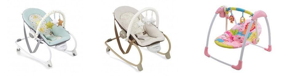 Hamacas o gandulitas para bebés al mejor precio