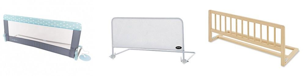 Barreras de cama para bebés al mejor precio