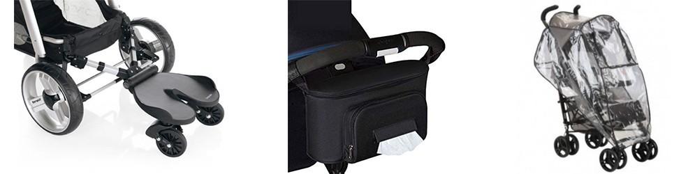 Accesorios de sillas de paseo para bebés