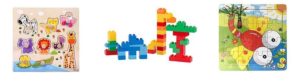 Puzzles y construcciones -  Juguetes y artículos para bebés